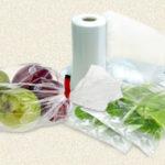 пакет ПНД пищевой от производитля